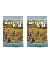 TASTE OF THE WILD Appalachian Valley hrana uscata caini adulti talie mica 24,4 kg (2 x 12,2 kg)