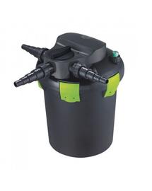 AQUA NOVA filtru de presiune, sistem BACKFLUSH de auto-curățare, UV 9W, putere 6000L