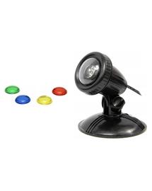 AQUA NOVA lampa LED impermeabila, 1x1W 12V, multicolor