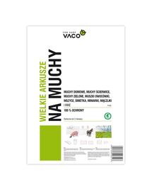 VACO ECO Folie lipicioasa pentru insecte (60cm x 30cm) 4 buc.