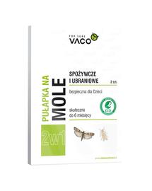 VACO ECO Capcană pentru molii alimentare și de haine (2in1) 2 buc.