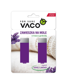 VACO Gel impotriva moliilor (cu miros de lavanda) 2 buc.