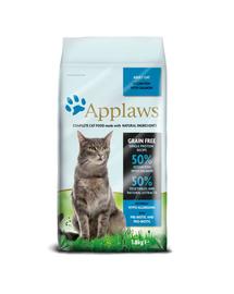 APPLAWS Adult Ocean hrană uscată pentru pisici, pește oceanic și somon 1,8 kg