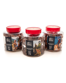 SIMPLY FROM NATURE Recompense naturale MIX AROME 300 g x 3 buc.