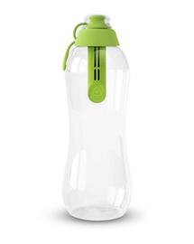 DAFI Sticlă cu filtru 0,7 L, lime + 2 cartușe de filtrare