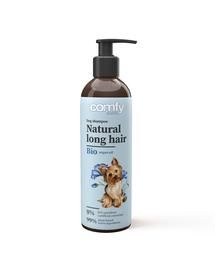 COMFY Natural Long Hair Sampon pentru caini cu parul lung 250 ml