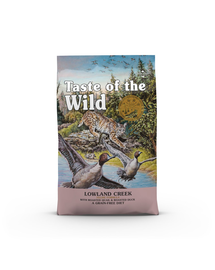 TASTE OF THE WILD Lowland Creek 6,6 kg