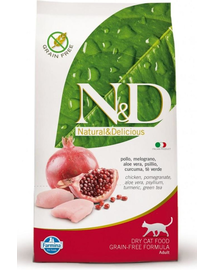 FARMINA Adult Chicken & Pomegranate Grain-free 1.5 kg