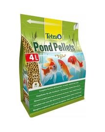 TETRA Pond Pellets hrana pentru pestii de iaz, granule, 4 l