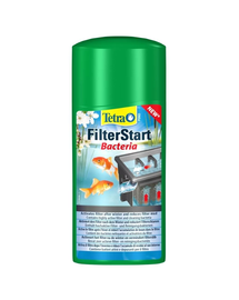 TETRA Pond FilterStart filtru pentru iaz cu bacterii vii, 500 ml