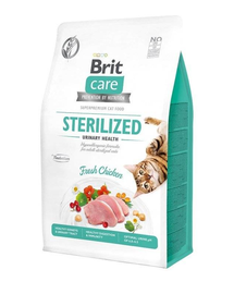 BRIT Care Cat Grain-Free Sterilized Urinary hrana uscata pisici sterilizate 2 kg