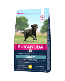 EUKANUBA Adult Large Breeds Chicken 3 kg