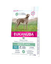 EUKANUBA Daily Care Adult Sensitive Joints hrana uscata caini adulti cu articulatii sensibile 2.3 kg