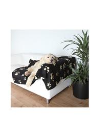 TRIXIE Pătură pentru câini barney 150 x 100 cm negru