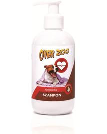 OVER ZOO Sampon pentru caini cu piele si par gras 250 ml