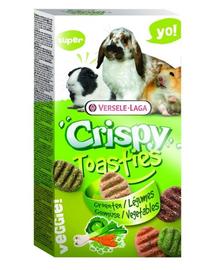 VERSELE-LAGA Prestige 150 g crispy toasties legume