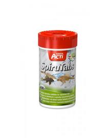 Hrană Aquael Acti spirutabs 250 ml multi