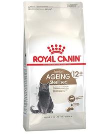 ROYAL CANIN Senior Ageing Sterilised 12+ 4kg