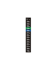 Aqua SZUT Termomentru adeziv