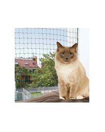 TRIXIE Plasa de protectie pentru pisici, verde 8 x 3 M