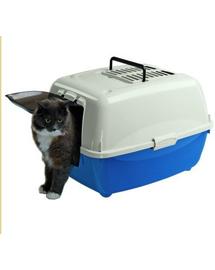 FERPLAST Bella Litiera acoperita pentru pisici