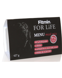 FITMIN Menu Meat Mix 427 g