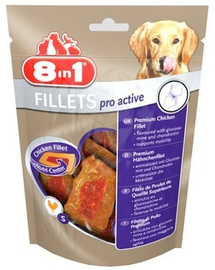 8in1 Recompensă Fillets Pro Active S 80 g