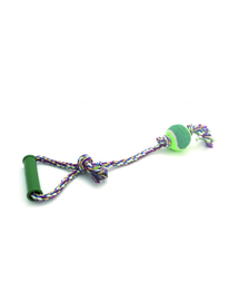 COMFY Jucărie Zibi sfoară cu minge și mâner 60 cm