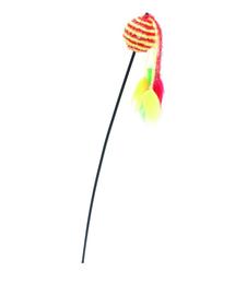 COMFY Jucărie Wilma undiță cu minge galben-roșu 65 cm