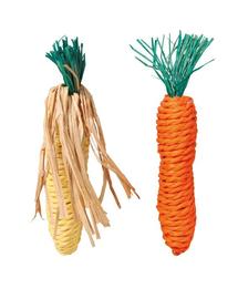 TRIXIE sisal morcov și maize 6192