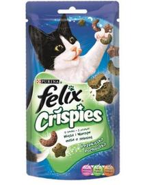 FELIX Crispies cu aromă de vită și pui