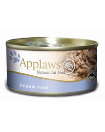APPLAWS Ocean Fish Tin 156 g