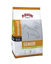ARION Original Adult Medium Senior Chicken & Rice 12 kg