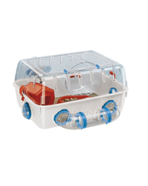 FERPLAST Cusca pentru hamster Tube Line Combi 1, 40,5 x 29,5 x 22,5 cm