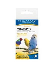 FRANCODEX Vitamine care sprijină fertilitatea și reproducerea păsărilor 15 ml