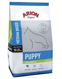ARION Original Puppy Medium Chicken & Rice 12 kg