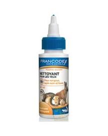 FRANCODEX Lichid pentru curățarea ochilor pentru rozătoare 60 ml