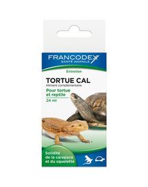FRANCODEX Calciu pentru țestoase și reptile 24 ml