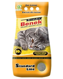 Benek Super natural 5 L galben