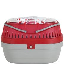 ZOLUX Transporter pentru rozătoare Mini - roșu