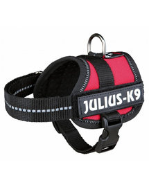 TRIXIE Ham Julius-K9 harness L 66–85 cm roșu