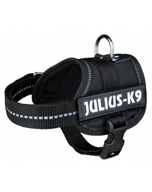 TRIXIE Ham Julius-K9 L - XL 71–96 cm negru