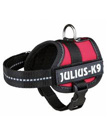 TRIXIE Ham pentru caini Julius-K9 L–XL: 71–96 cm rosu