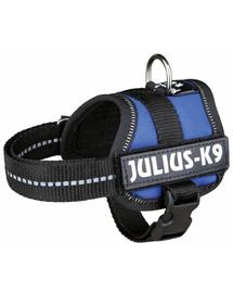 TRIXIE Ham pentru caini Julius-K9 XL: 82–116 cm/50mm albastru