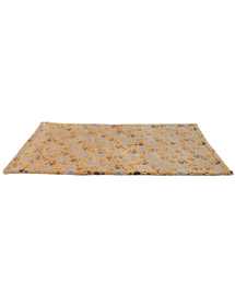 TRIXIE Pătură de lână Laslo 75 × 50 cm, bej