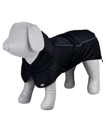 TRIXIE Hăinuță pentru iarnă Prime , l: 55 cm, negru / gri
