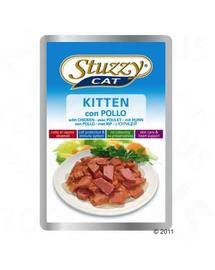 STUZZY Kitten cu pui pentru pisoi 100 g
