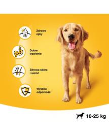PEDIGREE Vital Protection Adult hrana uscata caini adulti de talie medie, cu pasare si legume 15 kg