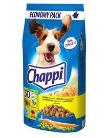 CHAPPI Hrană uscată cu pasăre 9 kg