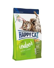 HAPPY CAT Fit & Well Indoor Adult miel 1,4 kg